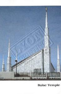 Boise Idaho Temple